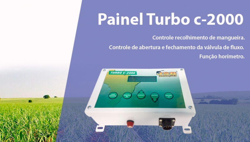 Painel Central C-2000