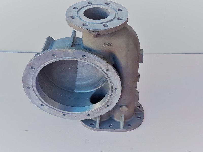 Corpo da Turbina AL By Pass G1/G4